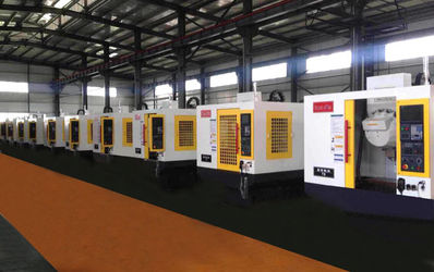 Dongguan Taesin CNC Technology Co., Ltd.